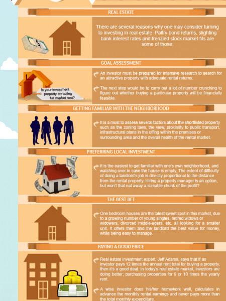 Jeff Adams Real Estate Seminar – Guidance to Investors Infographic