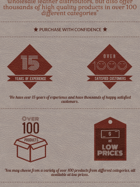 Jillian Distributors - About Us Infographic