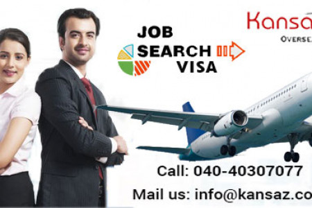 Job Search Assistance for your Abroad Careers - Kansas Overseas Careers Infographic