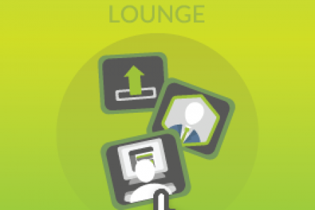 Job Seekers Lounge - Google + Community Infographic