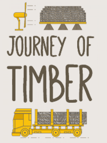Journey of Timber Infographic