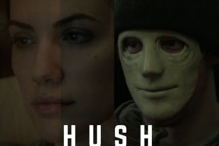 Julian Brand Shares HUSH movie review Infographic