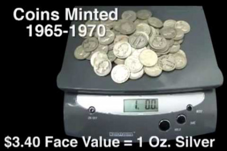 Junk Silver Coins For Sale Infographic