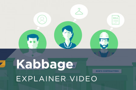 Kabbage Explainer Infographic