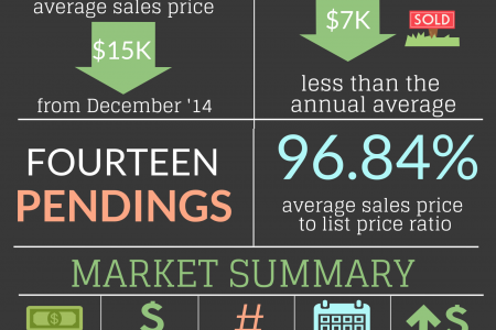 Kathleen GA Real Estate Market in January 2015 Infographic