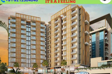 KB One Podium Noida Extension presents 1BHK Residential Apartments, corporate office spaces and commercial retail spaces.  Infographic