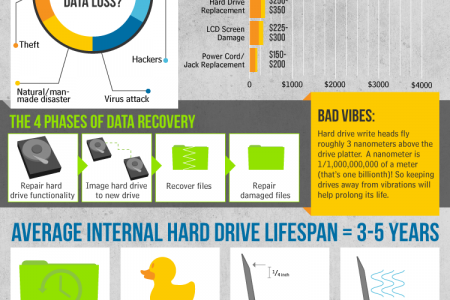 Keep Your Computer Happy and it Won't Bite You: Expensive Computer Repairs and How to Avoid Them Infographic