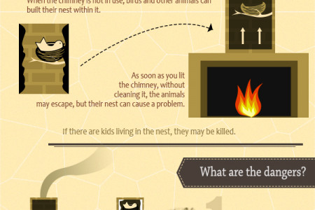 Keeping your Chimney Functional throughout the Year Infographic