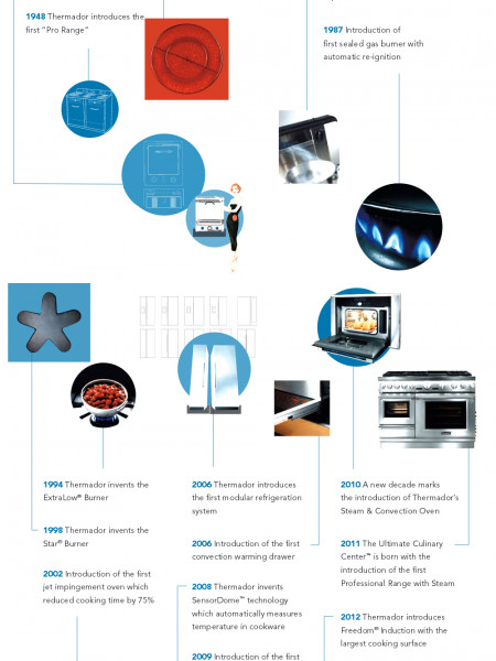 Eleven Decades of Innovation & Performance Infographic