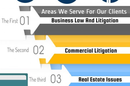 Lake Charles Business Law Attorney Infographic