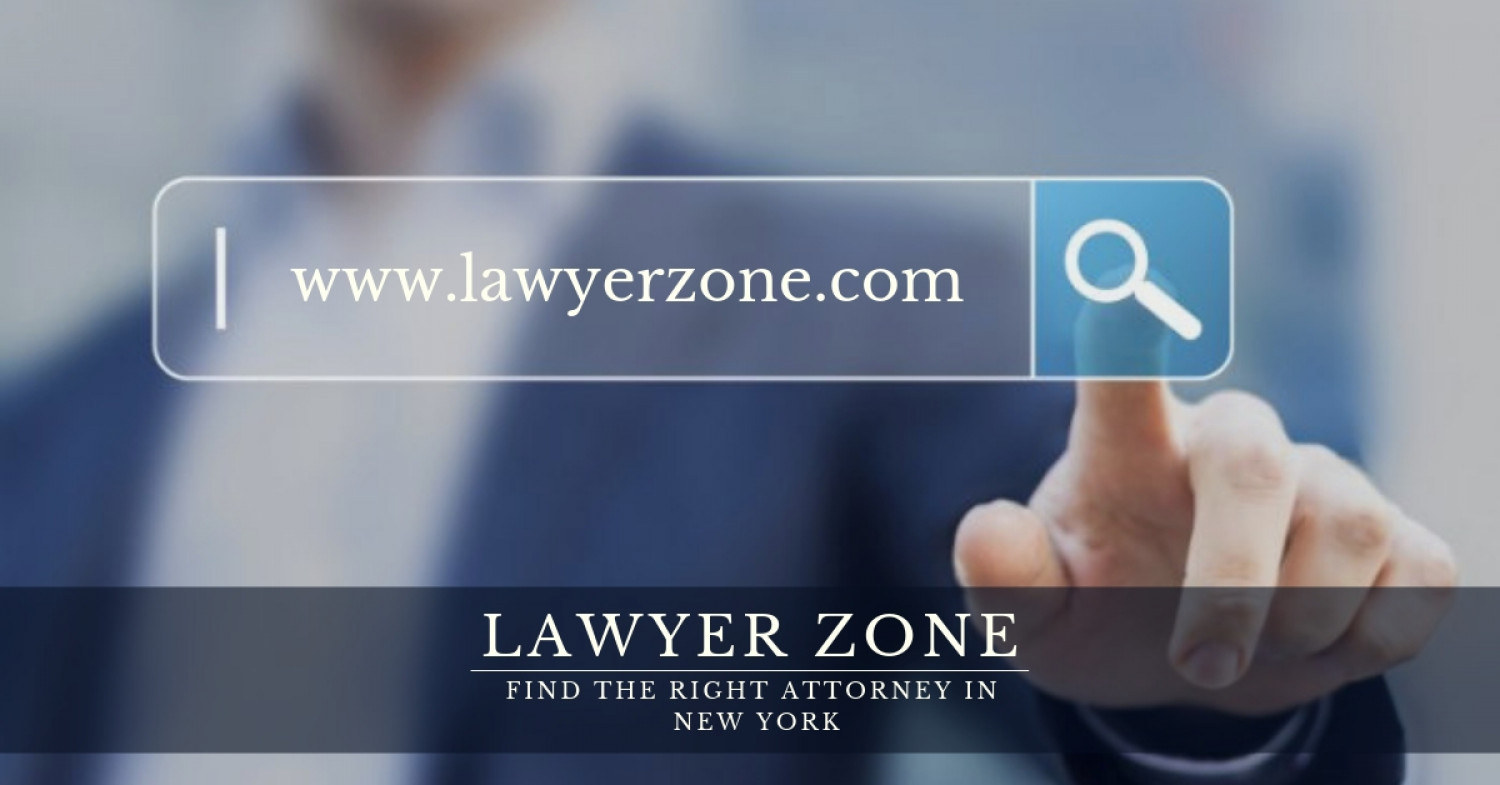 Lawyerzone:: Find the Right Attorney New York Infographic
