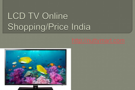 Lcd tv online price-shopping delhi Infographic