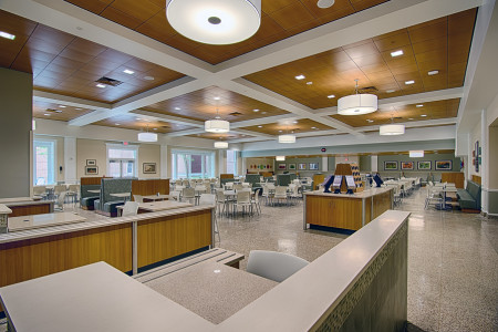 Leach Wallace Associates Inc Consulting Engineers: Kitchen / Servery Renovation - Reading Hospital Infographic