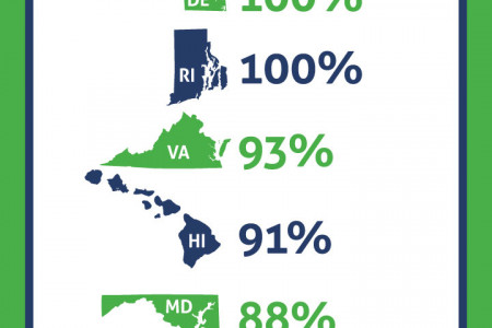Leading HIE States Infographic