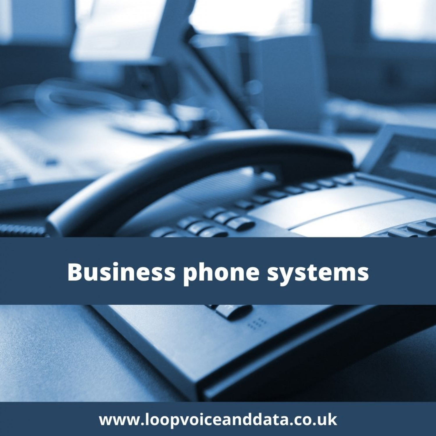 Learning More about the Best Business Phone Systems Online Infographic