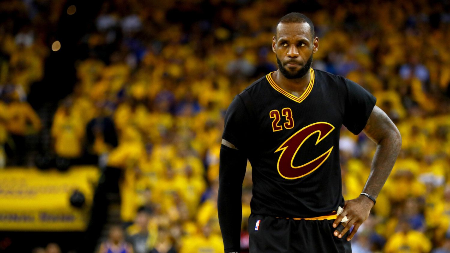 LeBron James, Dan Gilbert at fault for pending Cleveland Cavaliers disaster Infographic