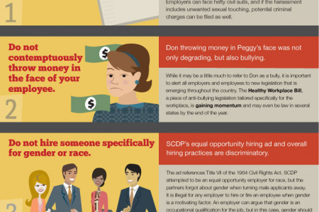Legal Lessons from Mad Men Infographic