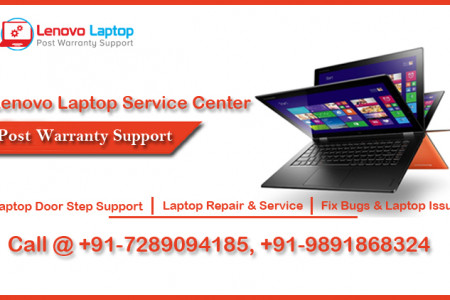Lenovo Laptop Service Center in M.G Road Infographic