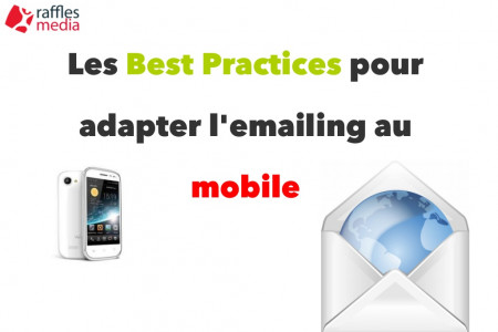 Les Best Practices pour adapter l'emailing au mobile Infographic