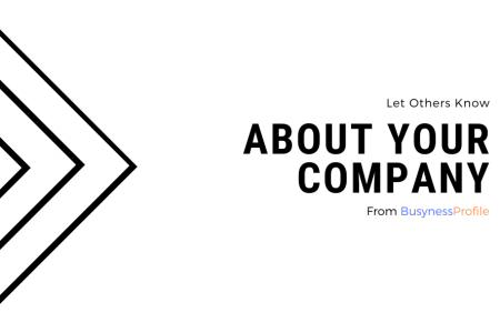Let Others Know About Your Company or Business. Infographic