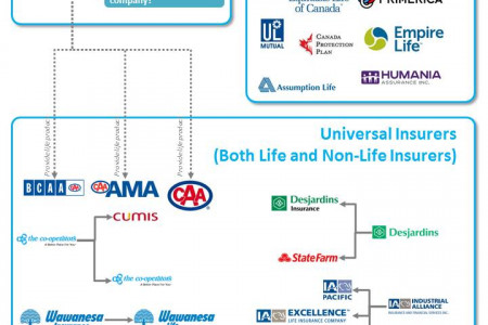 Life Insurance in Canada: Infographic Infographic