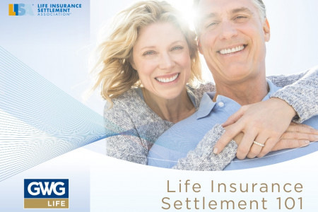 LISA Life Insurance Settlement 101- GWG Life   Infographic