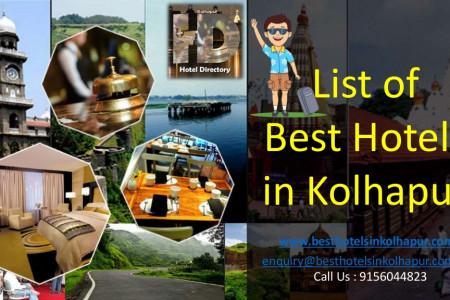 List of Hotels in Kolhapur Infographic