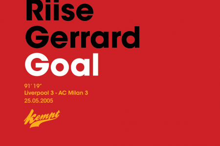 Liverpool Goal! Infographic