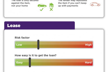 Loans Explained Infographic