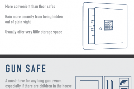 Lock It Up: Why Every Home Needs a Safe Infographic