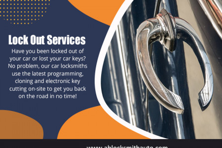 Lock Out Services Infographic