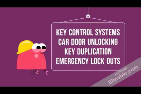 Lock Repair & Installation Services in Toronto, Richmond Hill & Others - Professional Locksmith  Infographic