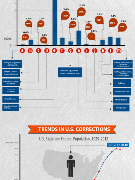 Locked Up Infographic