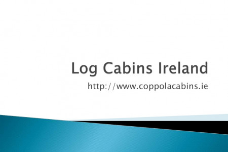 Log Cabins Ireland Infographic