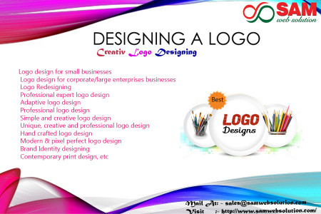Logo Designing Service Provider in India  Infographic
