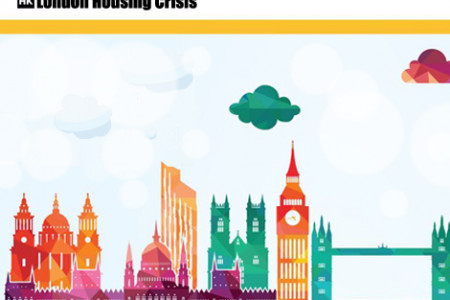 London Housing Crisis: Past, Present & Future Infographic