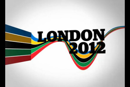 London Olympics in numbers Infographic