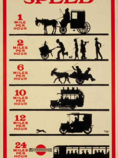 London Transport Museum Infographic