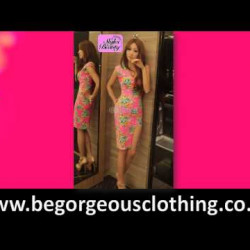 Look Glamorous for Summer 2015 with Be gorgeous styles by Mimmie