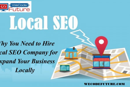 Looking for Local SEO Services for small businesses? Infographic