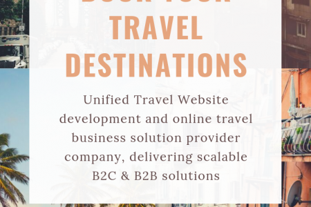 Looking for Travel App Development Solutions? Infographic