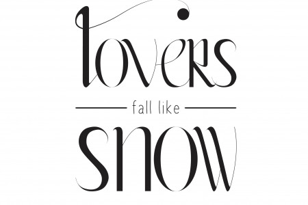 Lovers fall like snow Infographic