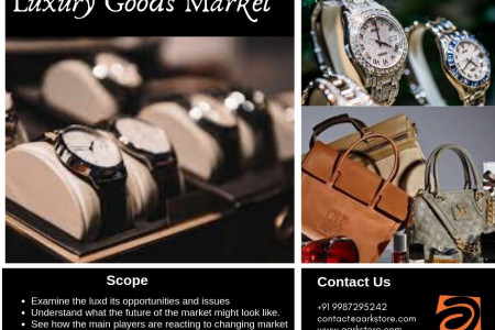 Luxury Goods: The Biggest Trends Currently Shaping the Market 2021 Infographic