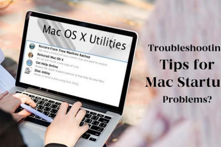 Mac Startup Issues: Tips and Tricks to Solve Them Infographic