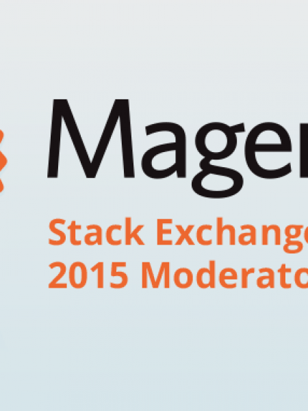 Magento Stack Exchange 2015 Moderator Election Infographic