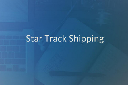 Magento StarTrack Shipping Extension, Shipping Rates within Australia Infographic