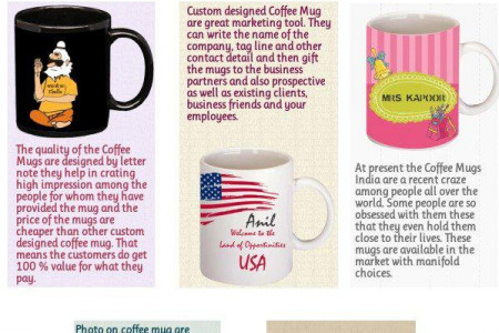 Magic Mugs Online Infographic