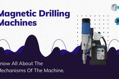 Magnetic Drilling Machines   Know All About The Mechanisms Of The Machine. Infographic