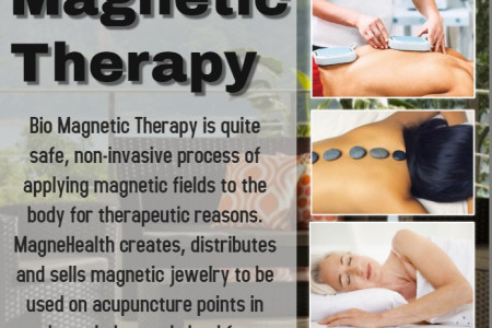 Magnetic Therapy Infographic