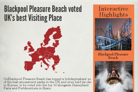 Make Sure That Your Blackpool Holiday Trip Is Going to splendid Infographic
